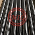 Perforated Exhausting Pipe,Stainless Steel