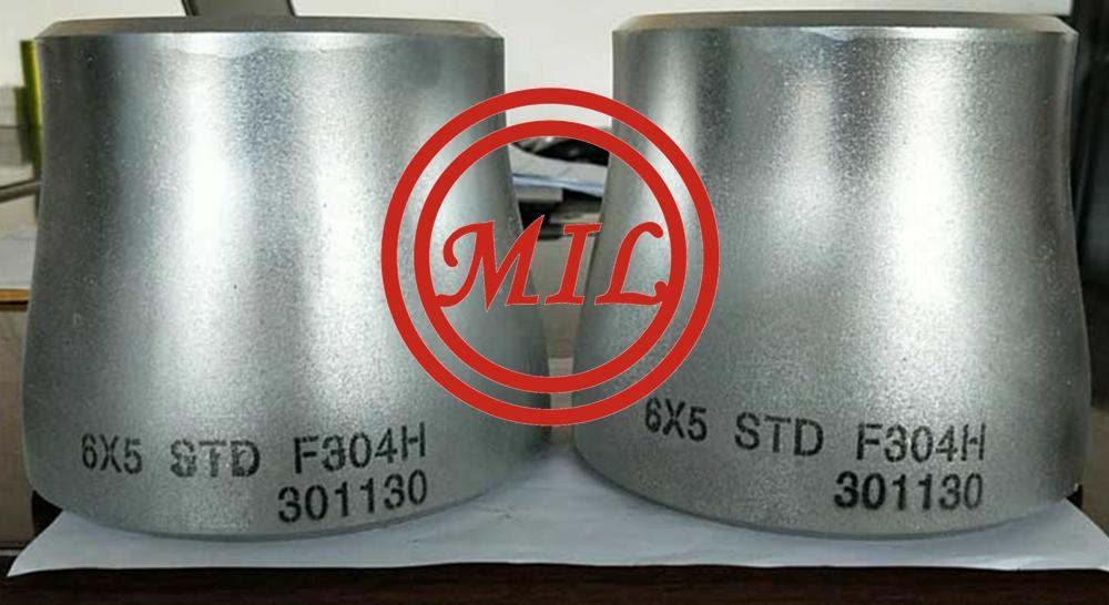 不鏽鋼管件-ASTM A234,MSS SP-43 9