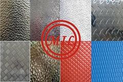 Embossed Aluminum Sheet/ASTM B632 Aluminum Tread Plate