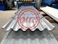 Corrugated Aluminum Sheets