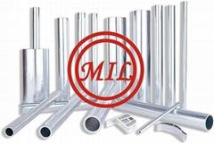 ASTM B210M,ASTM B221M,ASTM B234,ASTM B241,ASTM B317 Aluminium Tube,Alu Tube