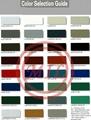 Prepainted/laminated aluminium coils