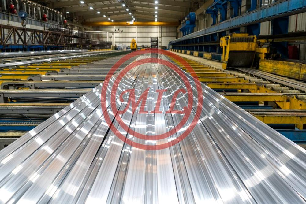 Cold Working Aluminum Alloys