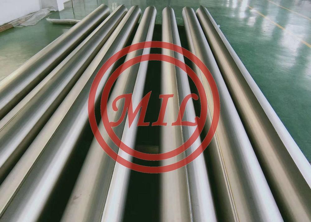 ASTM B862 GR2 Titanium Welded Tube & Pipe