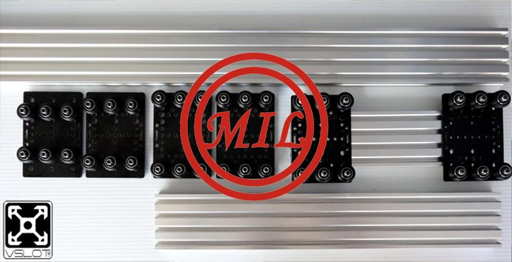 OpenBuilds V-Slot Aluminum Extrusion