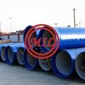 Epoxy-coated-ductile-cast-iron-pipes