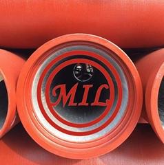 球鐵管-ISO 2351