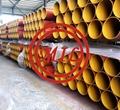 ASTM A888,BS 437,BS EN 877,CSA B70,ISO 6594 Flexible Ductile Iron Drainage Pipe
