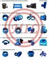 EN 545,EN 598,ISO 2531, ISO 4633,BS EN