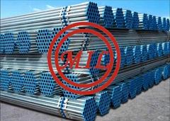 ASTM A53,BS 1387,DIN 2440,EN 10255 Black Pipe, Ga  anized Pipe