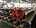 ASTM A358,DIN17455,EN10217-7,EN10296-2,EN 10357 EFW(JCOE) STAINLESS STEEL PIPE