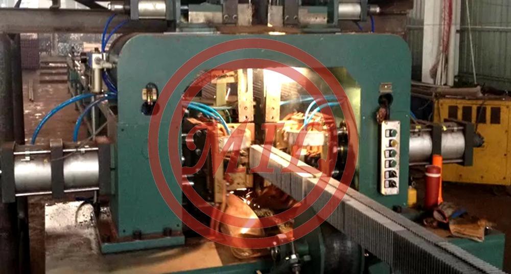 16Mn 20G 12Cr1MoVG Welded Square Fin Tube for Heat Exchanger