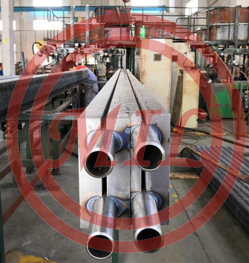 HH Finned Economizer Steel Tube