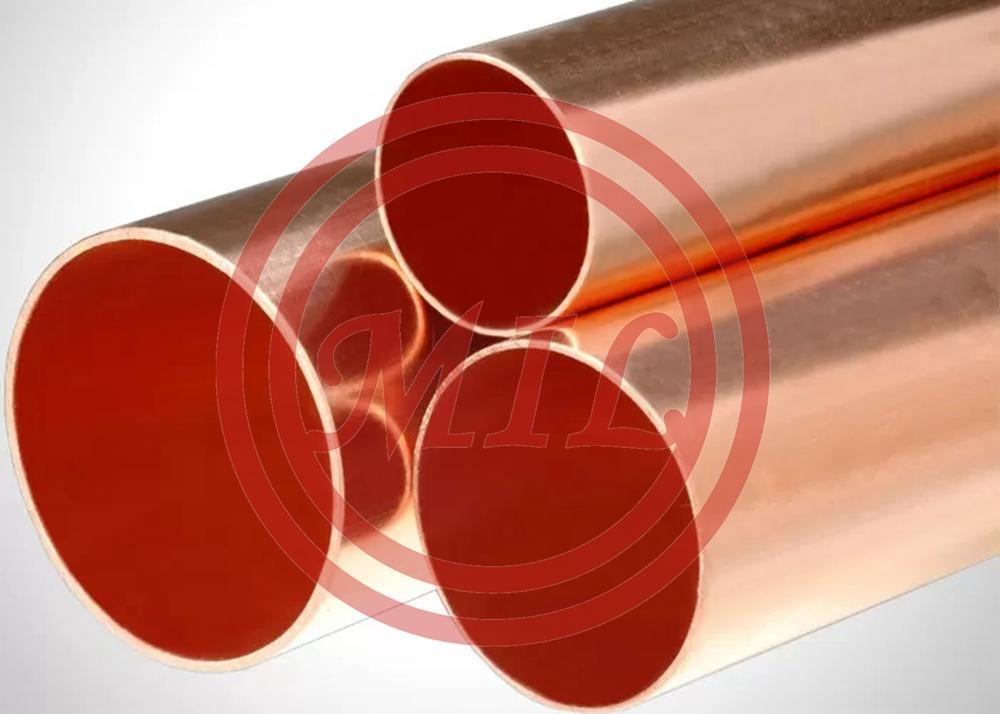 Type M Hard Drawn Straight Plumbing Copper Tubing