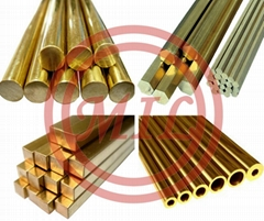 ASTM A151,EN 12163, EN 12164,EN 12165, EN 12167,EN 13601 COPPER RODS/BARS