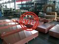 ASTM B152 C11000,C12200,EN 1652,EN 1758,SEMI G4-0302 Copper Sheet/Strips/Tape