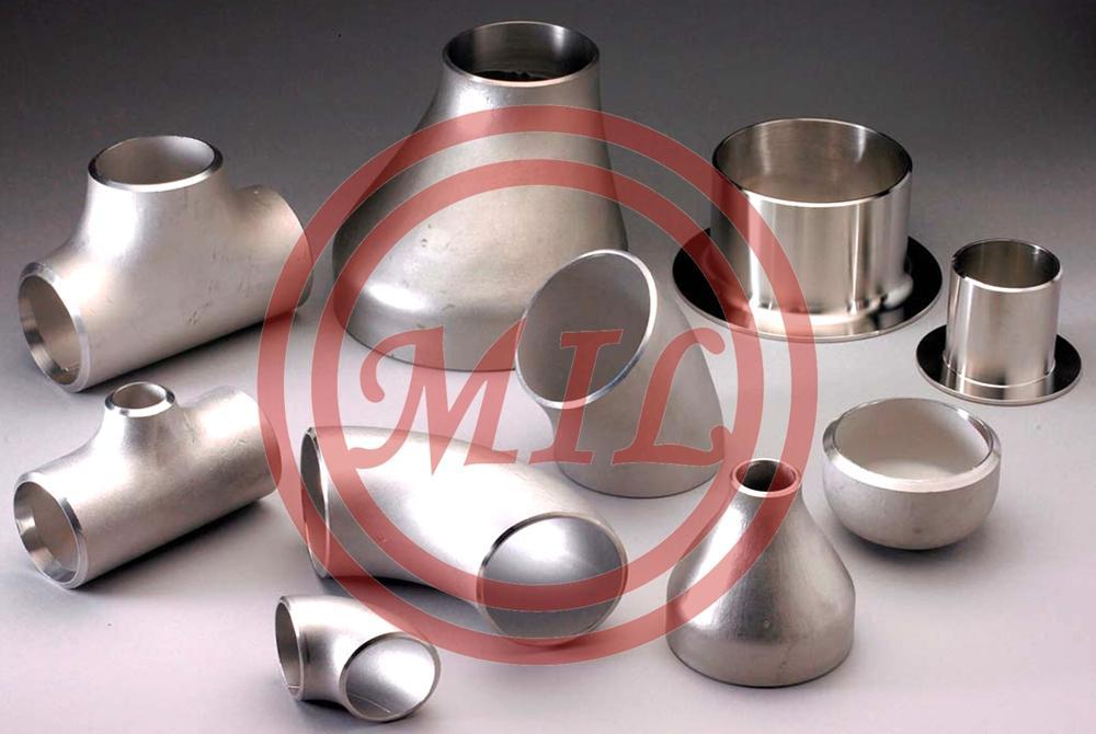 鎳合管件-ASTM A234,MSS SP-43 10