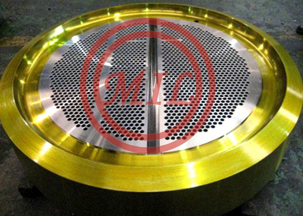 Floating-Fixed-STATIONARY-Tube-Sheet-Baffle-Plate-Support-Plates-Tubesheet-for-Vent-PCV-Regeneration-Condenser-Purifier-Mash-Column-Vent-Degassifying-Condenser