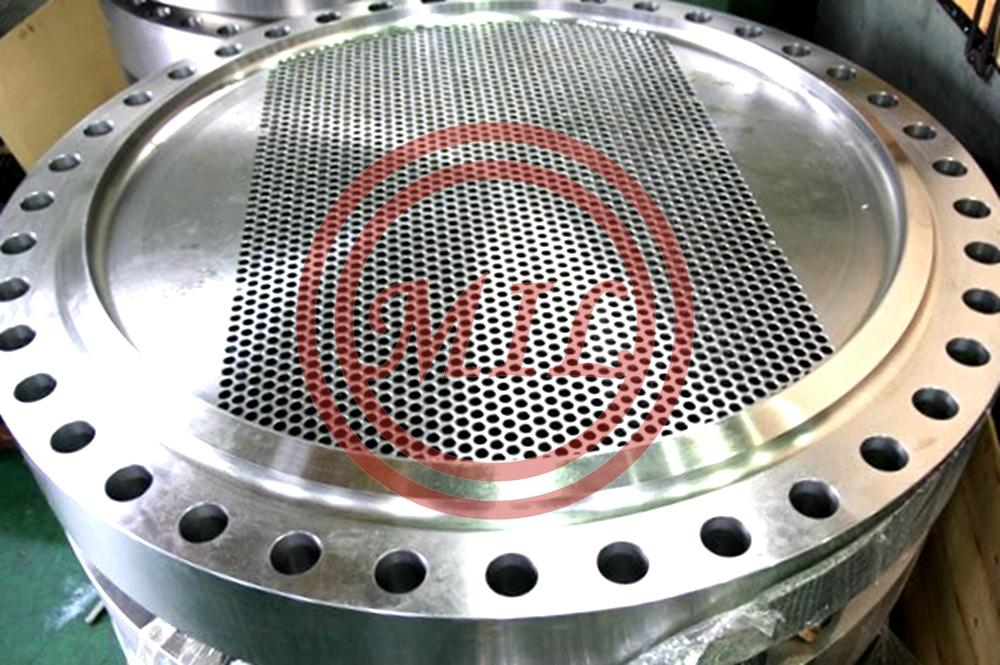 Stainless-Steel-316L-Tube-Sheet-Use-For-Heat-Exchanger