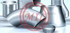 不锈钢管件-ASTM A403,MSS SP-43