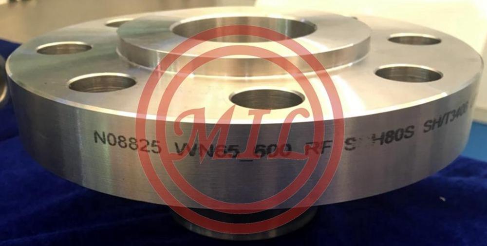 ASTM-B564-N08825-Incoloy-825-Flange