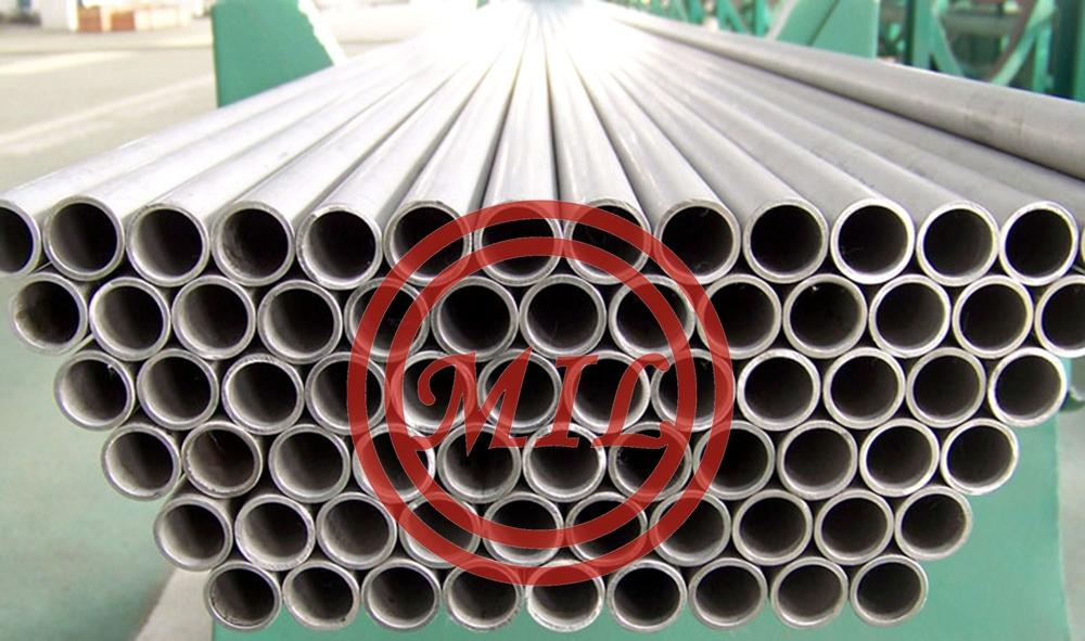 Precision Round Aluminum Tube 3003 H111 For Heat Exchanger Cooling System