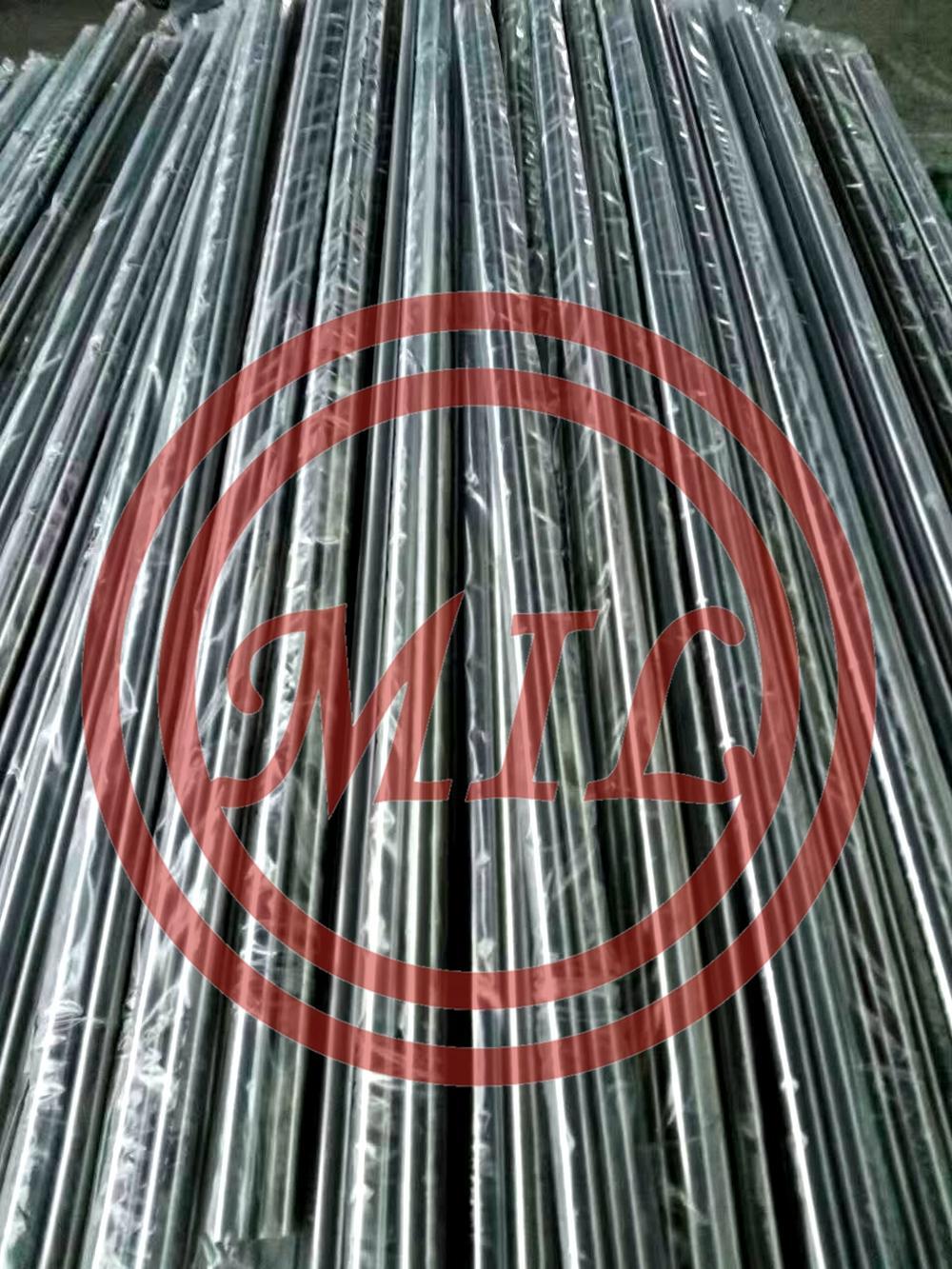 ASME SA213/SA213M/SA688/SA789 304/304L/304H Stainless Steel Heat Exchanger Pipe