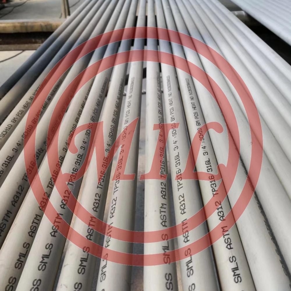 ASTM A312 TP316/316L  312 316 seamless_stainless_steel pipe