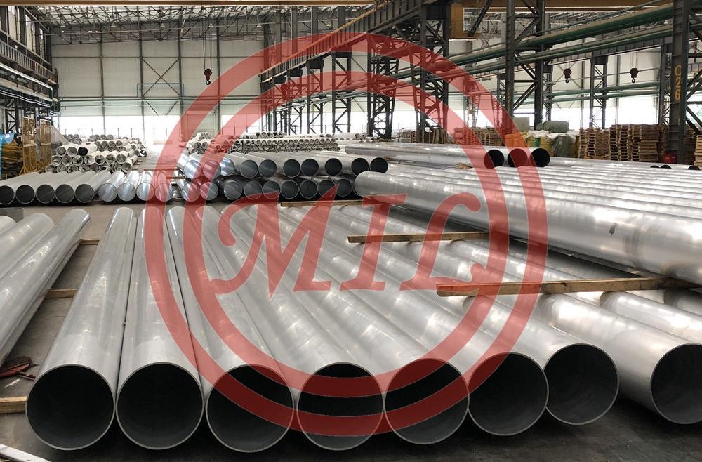 Extruded-Aluminium-Busbar-Tube-for-Electricity-Transportation