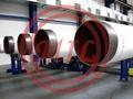 DIN30678/EN 10286 External three layer extruded polypropylene based coatings.