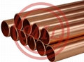 ASTM B75,BS 2871-2,EN 12449,EN 13600,ASTM B467,ASTM B543,ASTM B608 COPPER TUBE