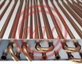 Copper Pipe Solar Water Heater