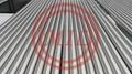 Bright Surface Seamless Titanium Tubing 22mm Max WT For Offshore Aquaculture