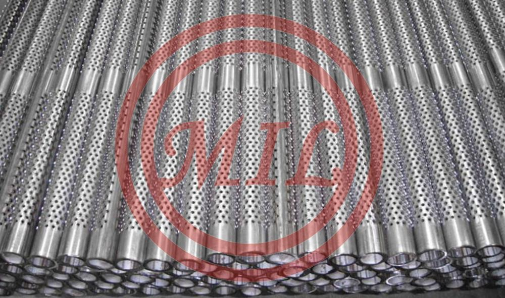 Perforated casing Pipes