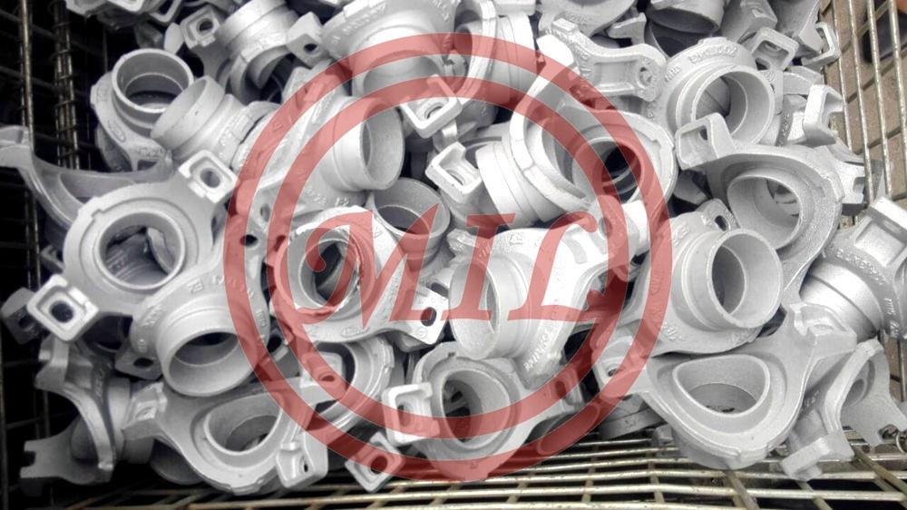 Galvanized Cast Iron Pipe Fitting Grooved Fittings