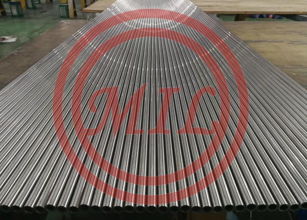 DIN 2393 Welded Precision Steel Tubes