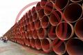 EN 10208-2  L555MB Steel Pipe+ ISO 21809-2 3PE Coatings