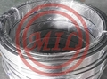 ASTM A269 TP304L Stainless Steel Coiled Tubing