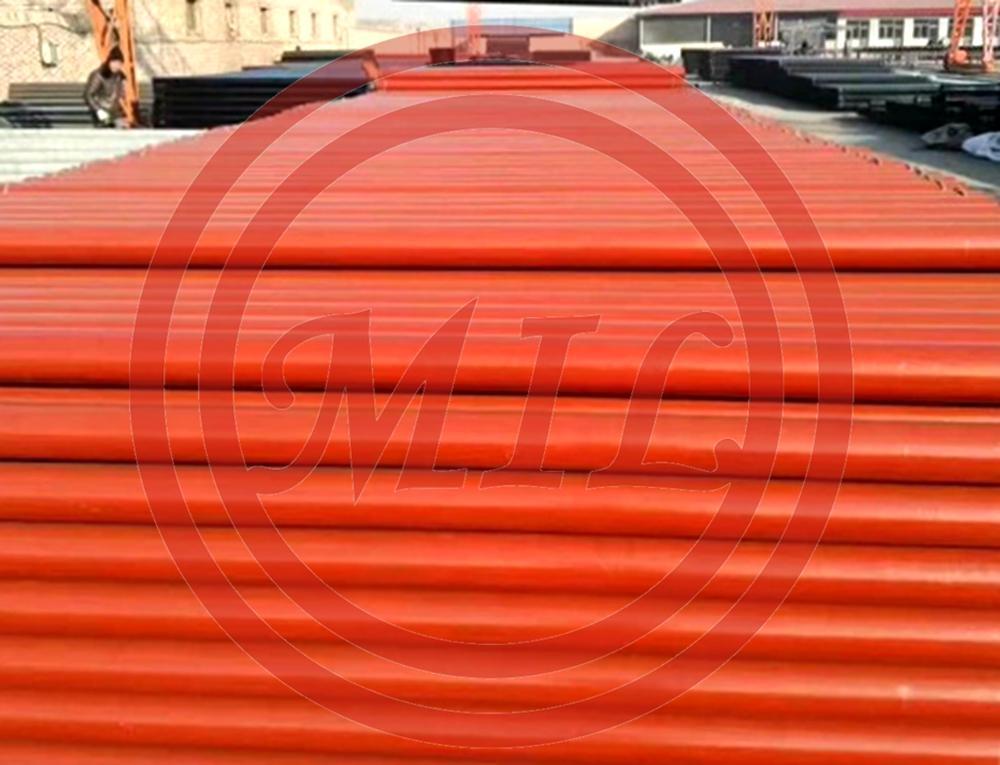 Flexible Ductile Iron Drainage Pipe