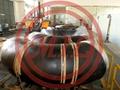 ASME/ANSI B16.9,ASME B16.48,ASTM A420,ASTM A860(MSS SP-75) FBE Coat FITTING