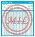 API 9A,ASTM A492,BS 302,EN 10264-2,ISO 2408,NFA35-035 Wire Rope & Sling