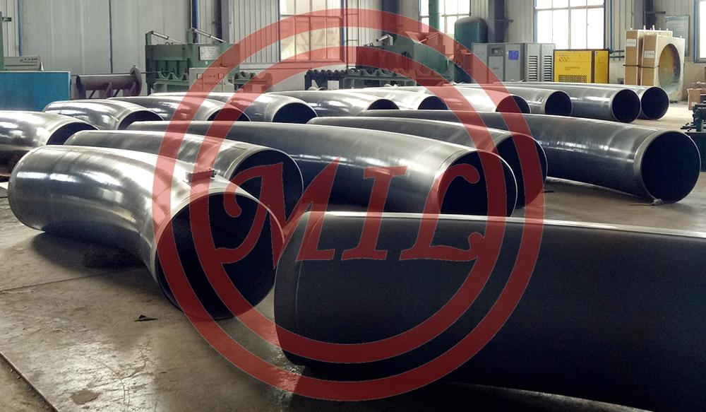 API 5L X56 FBE COATED INDUCTION BENDS