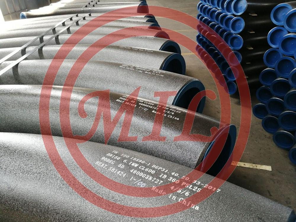 ISO 15590-1/DEP 31.40.20.33 INDUCTION BENDS