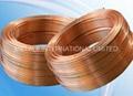 Pancake Coils Copper Tube-ASTM B68,ASTM B75,BS 2871,DIN1787,EN1057