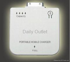 I phone 3 & 4 1800mAh extra battery pack