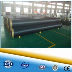 oil transport polyurethane insulation pipe in pipe