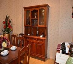 实木餐边柜家具定制