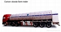 LNG trailer and Oil tank Truks 2