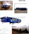 LNG trailer and Oil tank Truks 3