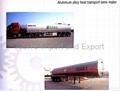 LNG trailer and Oil tank Truks 4